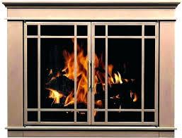 wood burning fireplace doors wood burning fireplace door fireplace gas fireplace glass doors open or closed on wood burning fireplace