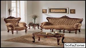 design of wooden sofa 2018
