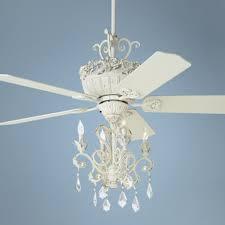 ceiling fan chandelier