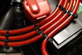 shop automotive wire & battery cable from allied wire and cable battery wiring harness for a 98 ford e350 battery cable and automotive wiring