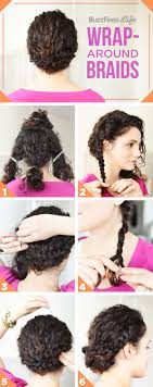 Very Easy Cute Hairstyles How To Make A Cute Hairstyle With Curly Hair Easy Casual