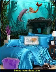 mermaid bedroom decor mermaid bedding