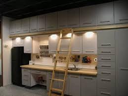 dream ikea kitchen in the garage why not renovate united states jenn and jason hatchette home garage cabinets ikea25