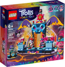 <b>Конструктор Lego TROLLS</b> ''<b>Концерт</b> в городе Рок-на-Вулкане ...