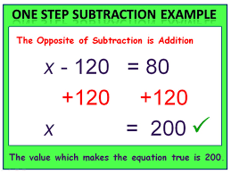 Image result for subtraction equations