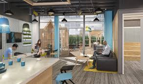 creative office spaces. Exciting And Progressive Hubs For Media, Tech Digital Businesses In The Country, MediaCityUK Is Set To Launch Arrive, Its New Creative Office Space Spaces