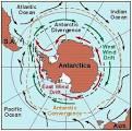 antarctic zone