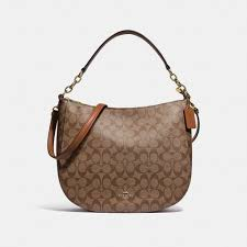 new coach elle hobo shoulder bag cross f39527 f31399
