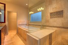 Master Bathroom Remodel With Cabins Of Glass Bathroom Designs Ideas - Basic bathroom remodel