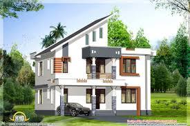 Kerala Home Design 3d 1900 Sq Ft Contemporary Kerala Home Design Kerala Home