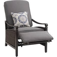 reclining outdoor furniture