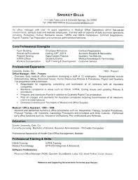 Sample Resume For Medical Office Manager Hotel Front Office Manager Resume Airexpresscarrier Com