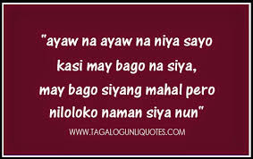Break Up Quotes Tagalog Patama Image Quotes At Relatably Com