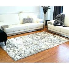 sheepskin area rug contemporary stylish fur rugs for living room faux throughout 8 grey dark gray incredible club 6