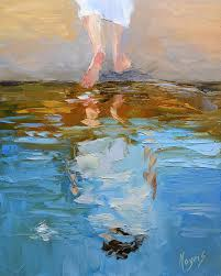 Image result for painting baptism