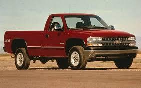 1999 Chevrolet Silverado 2500 - Information and photos - ZombieDrive