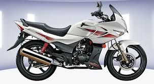 Hero Honda Karizma R Gets A Brand New White Paint Shade Indian
