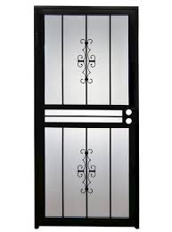 security storm doors with screens. Security Storm Doors With Screens