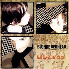 Blonde redhead symphony of treble