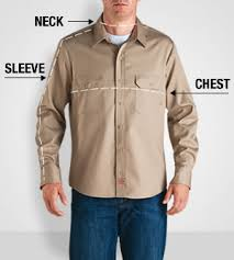 Dickies Clothing Size Chart Everythinghiphop Com