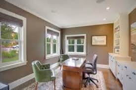 sunroom paint colorsSerene Sunroom Eclectic Home Office Birmingham By13 Office Gray