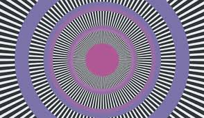 eye flicker explains enigma optical illusion wired enigma