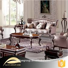 New Style Living Room Furniture As19 New Design Sofa Solid Wood Furniture Sofas Middle Eastern