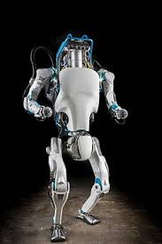 robotics atlas robot a humanoid robot designed to aid emergency services in search and rescue operations