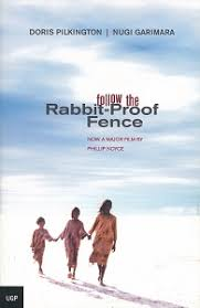 follow the rabbit proof fence reading book cover image for follow the rabbit proof fence
