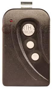 linear gt 30 acp00743 genie compatible gate or garage door opener remote