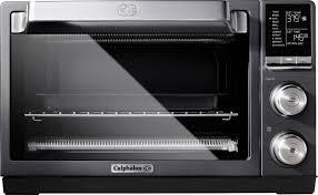 calphalon toaster oven. Brilliant Oven Calphalon QuartzHeat Convection ToasterPizza Oven Silver TSCLTRDG1  Best  Buy On Toaster P