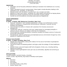 Nurse Resume Template Resume Examples Free Nurse Resume Templates Registered Teacher Rn 81