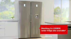 sharp 624l french door refrigerator. sharp sj-s2251 single door freezer 2017 624l french refrigerator