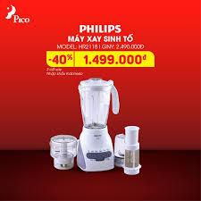 Điện máy Pico - 🍑🍓 Máy xay sinh tố Philips HR2118 🍑🍓 🌸...