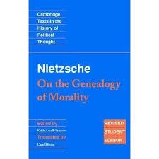 nietzsche genealogy morals essay