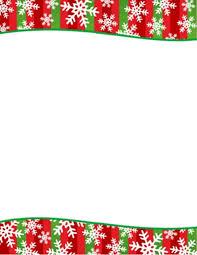Free Christmas Stationery Templates Easytemplate Ga