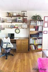 diy office organization 1 diy home office. Modren Home Create An Organized And Thrifty Home Office Nook In Your With These  Simple Tips On For Diy Office Organization 1 Home