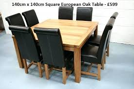 8 seater round dining table uk dining table seating 8 stylish square kitchen table seats 8 8 seater round dining table uk dark wood