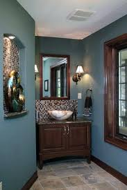 Gray And Brown Bathroom Painted Bathrooms Ideas Awesome Gray And