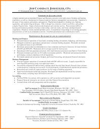 7 Loan Officer Resume Letter Setup
