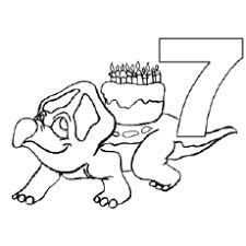 Learn how to draw a happy birthday party cake, balloons and present happy birthday. Happy Birthday Coloring Pages Free Printables