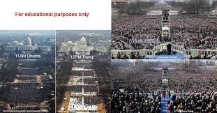 trump inauguration crowd size fox donald trump had the biggest in person inaugural crowd ever fact