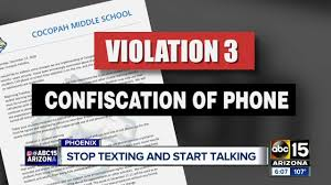 Valley Schools Tightening Rules Punishments For Student