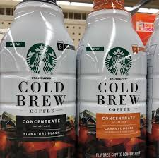Enjoy them anytime, anywhere—in an instant Starbucks Bottled Cold Brew Concentrate Will Give You A Caffeine Boost