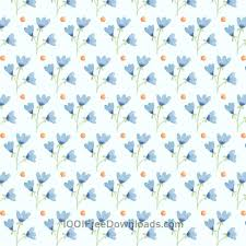 Free Floral Backgrounds Free Vectors Floral Background With Watercolor Flower Patterns