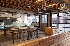 office kitchen. Automattic Office Kitchen
