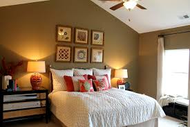Bedroom Agreeable Most Fabulous Vaulted Ceiling Decorating Ideas intended  for size 4058 X 2706