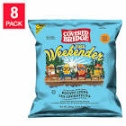 Covered Bridge The Weekender Potato Chips, 8-pack