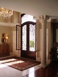 iron door interior