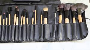 puna 24 piece amazon brush set review